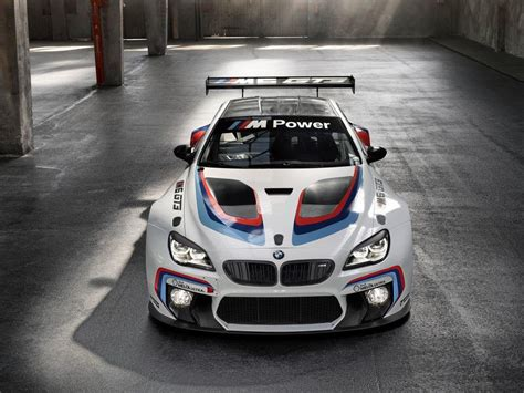 2016 Bmw M6 Gt3 Review