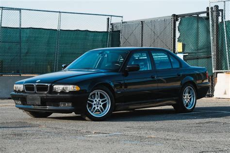 Bmw 740 I by 2001 Bmw 740i M Sport For Sale On Bat Auctions Sold For