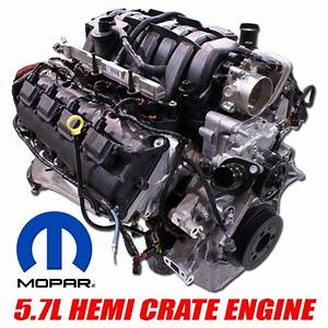 5 7l Hemi Crate Engine