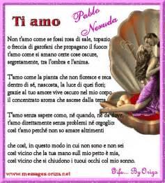 Messaggi, Frasi, Poesie d'amore: Ti amo (Pablo Neruda)