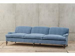 amazing four hands living room professor plum39s english With rollover sofa bed