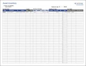 St Inventory Spreadsheet by A Free Asset Or Equipment Tracking Spreadsheet To