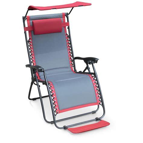 padded zero gravity reclining lounge chair 649233