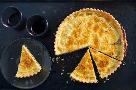 cuisine lorraine quiche lorraine recipe dishmaps