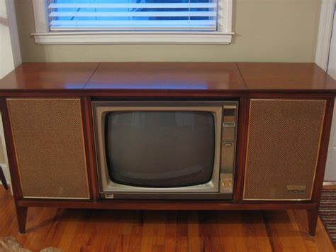 vintage tv stereo cabinet antique tv console vintage television console vintage