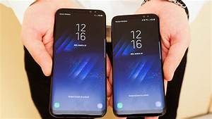 Galaxy S8 Review  A Stunner  But The Fingerprint Sensor U0026 39 S