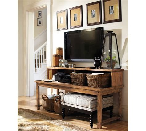 Decorating Ideas Tv Consoles by 5 Tips For Decorating Around A Television Diy Home Decor