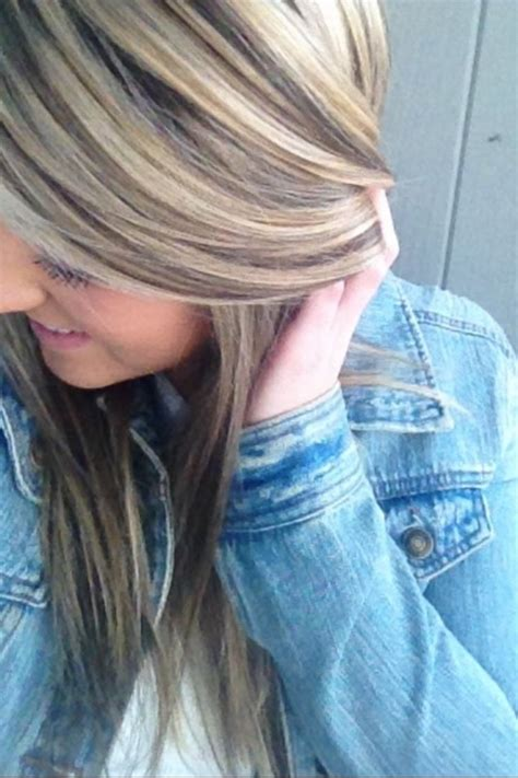 hairstyles highlights  lowlights
