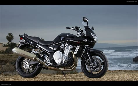 Suzuki Bandit 1250sa Widescreen Exotic Bike Wallpapers #02