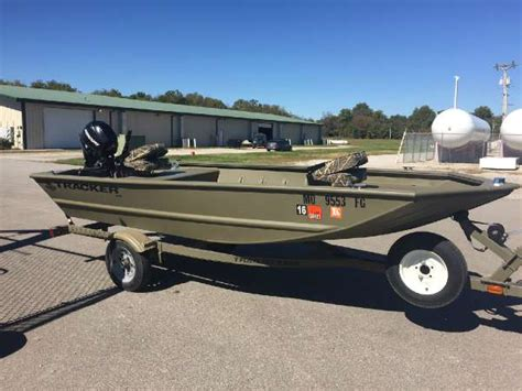 Tracker Boats Grizzly 1448 by All Welded Jon Boats Boats For Sale
