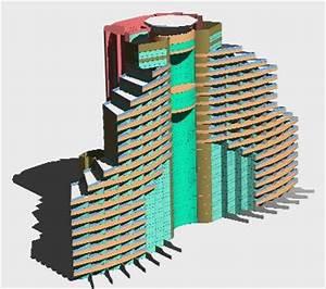 Hotel 3D DWG Model for AutoCAD • Designs CAD
