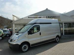 Trafic Dci 115 : renault trafic 2 0 dci 115 l2h2 2009 box type delivery van high and long photo and specs ~ Maxctalentgroup.com Avis de Voitures