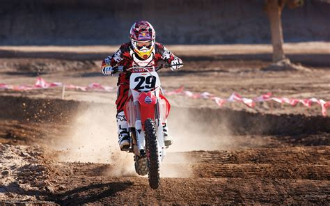 red motocross download wallpaper honda motocross red bull racing red