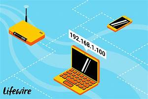 How The 192 168 1 100 Ip Address Is Used