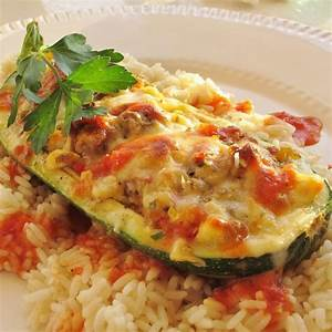 Stuffed Zucchini Photos - Allrecipes.com