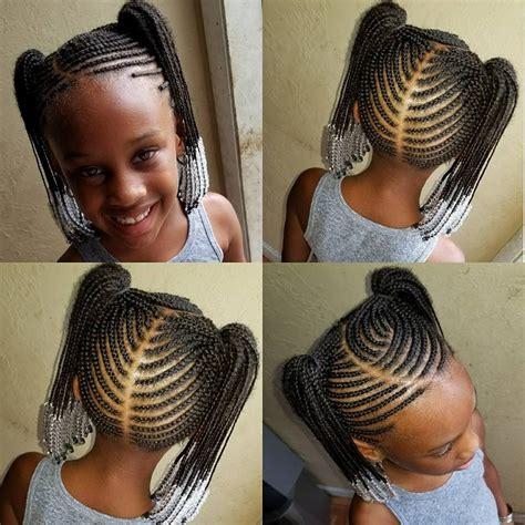 Kid Cornrow Hairstyles by Pin By Crown Braid On Crown Braid Black Braided