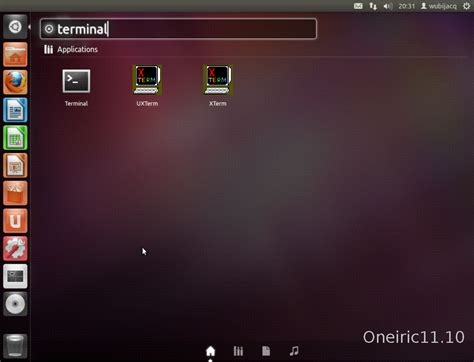 bureau gnome personnalisation du bureau gnome ubuntu