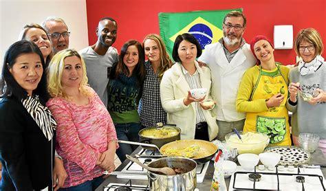 atelier cuisine vannes atelier cuisine du ceas le brésil à l 39 honneur vannes letelegramme fr