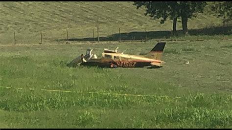 2 Killed 1 Hurt In Plateau Plane Crash