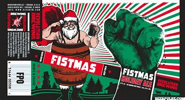 Image result for REVOLUTION FISTMAS