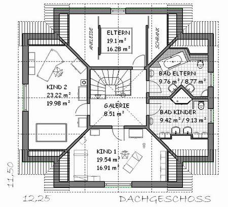 Grundriss Treppe Mittig by Pin 3d Grundriss Service Fuer Wohnungen On