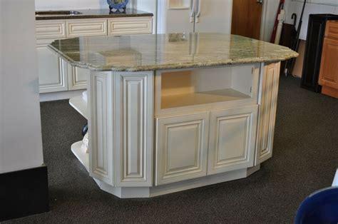 antique white kitchen island  sale  long
