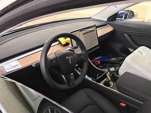 Tesla Model 3 exterior & interior detailed in new spy shots