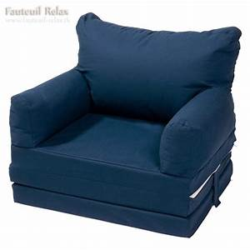 Fauteuil Enfant Mousse : fauteuil convertible enfant fauteuil relax ~ Teatrodelosmanantiales.com Idées de Décoration