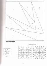 Patterns Paper Album Google Quilt Piecing sketch template