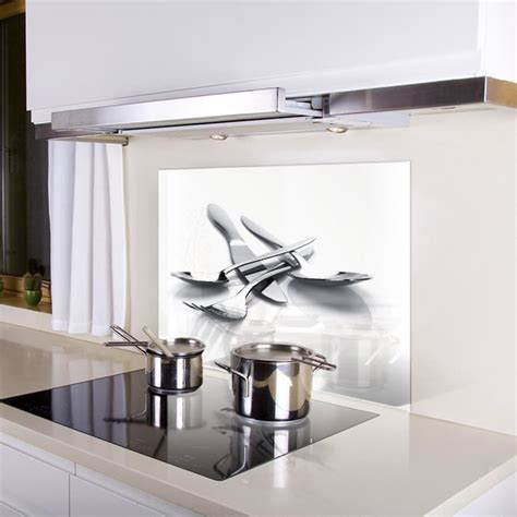 credence cuisine verre ikea kozeodeco crédence de cuisine en verre achat vente ecran anti projection cdiscount