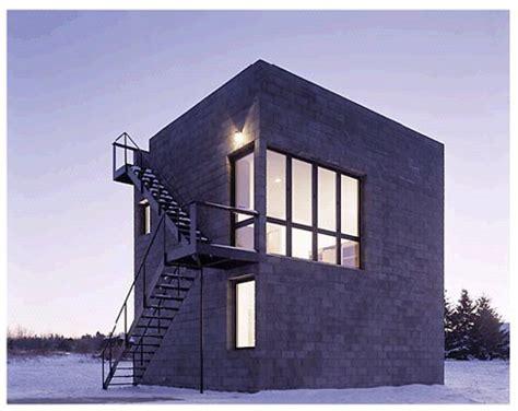 blueprint for houses cube house the tiny