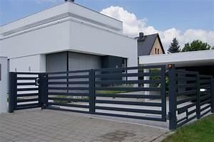 Zäune Aus Metall : ak metal z une aus polen dresden modern metallzaun ~ Markanthonyermac.com Haus und Dekorationen