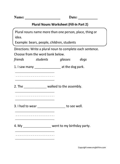 20 fresh writing sentences with nouns worksheets pictures