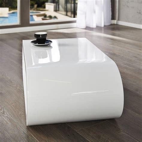 Neueste Couchtisch Weiss Hochglanz Oval Design by Design Lounge Couchtisch Beistelltisch Cuben Eliptica