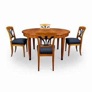 Esstisch Stühle : esstisch oval kirschbaum st hlen bei ~ Pilothousefishingboats.com Haus und Dekorationen