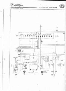 Diagram  Lamborghini Countach Workshop Wiring Diagram