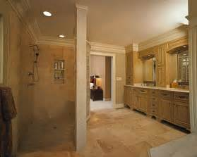 master floor photo gallery six facts to about walk in showers without doors
