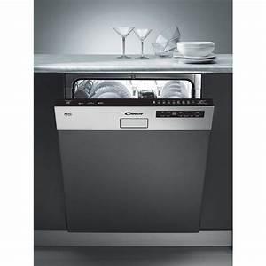 Lave Vaisselle Encastrable 9 Couverts : candy cds2d35 lave vaisselle encastrable 13 couverts comparer avec ~ Melissatoandfro.com Idées de Décoration
