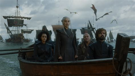 game  thrones daenerys arriving  westeros photo time