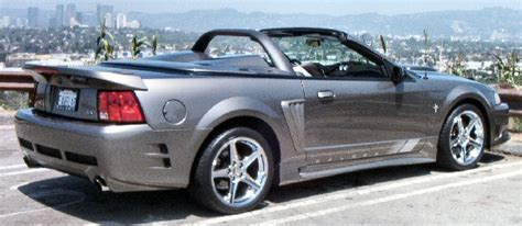 2001 Saleen Mustang Supercharged