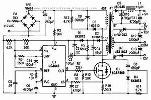 Build A 5v And 12v Ac Powered Switching Supply Circuit