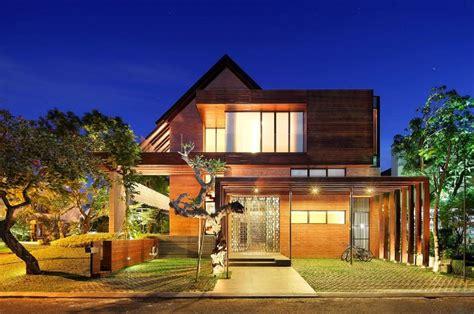 contoh gambar rumah impian keluarga indonesia danislexaw