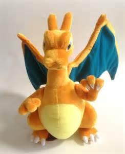 Charizard Pokemon Plush Toys