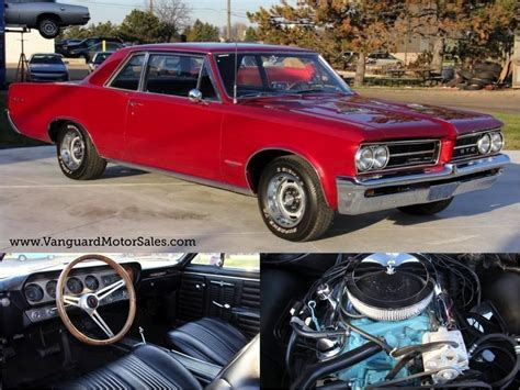 1964 Gto Specifications by 1964 Pontiac Gto Marimba Auto Gorgeous Show For