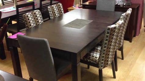 set de cuisine en rotin set de cuisine fait au québec en merisier massif