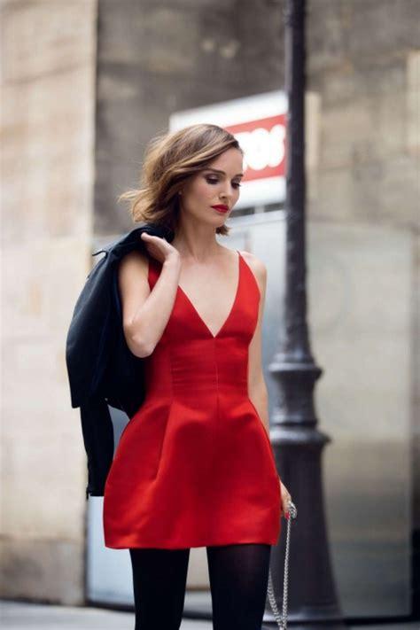 natalie portman  dior rouge dior campaign