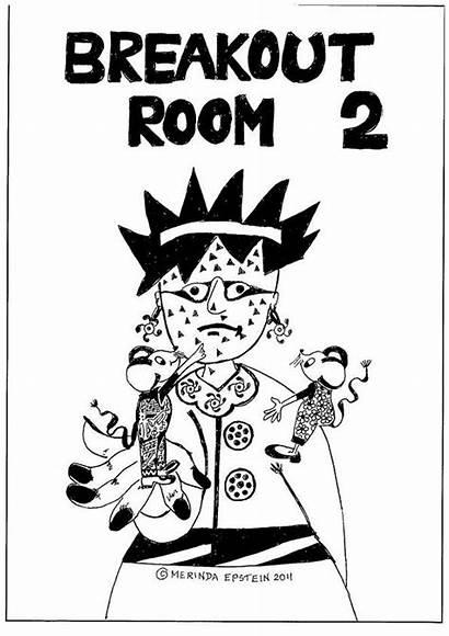 Breakout Rooms Merinda Epstein Cartoons Please Reproduce