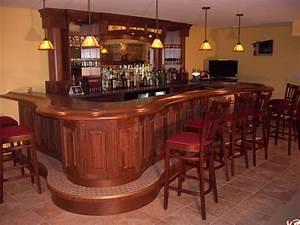 Milwaukee Woodwork - Custom Home Bars