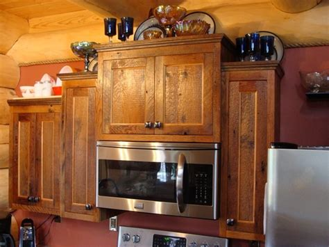 reclaimed barn wood kitchen cabinets reclaimed barnwood kitchen cabinets traditional 7651