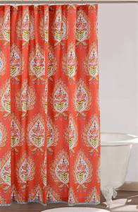 Navy and red shower curtain shower curtain for Red show curtains